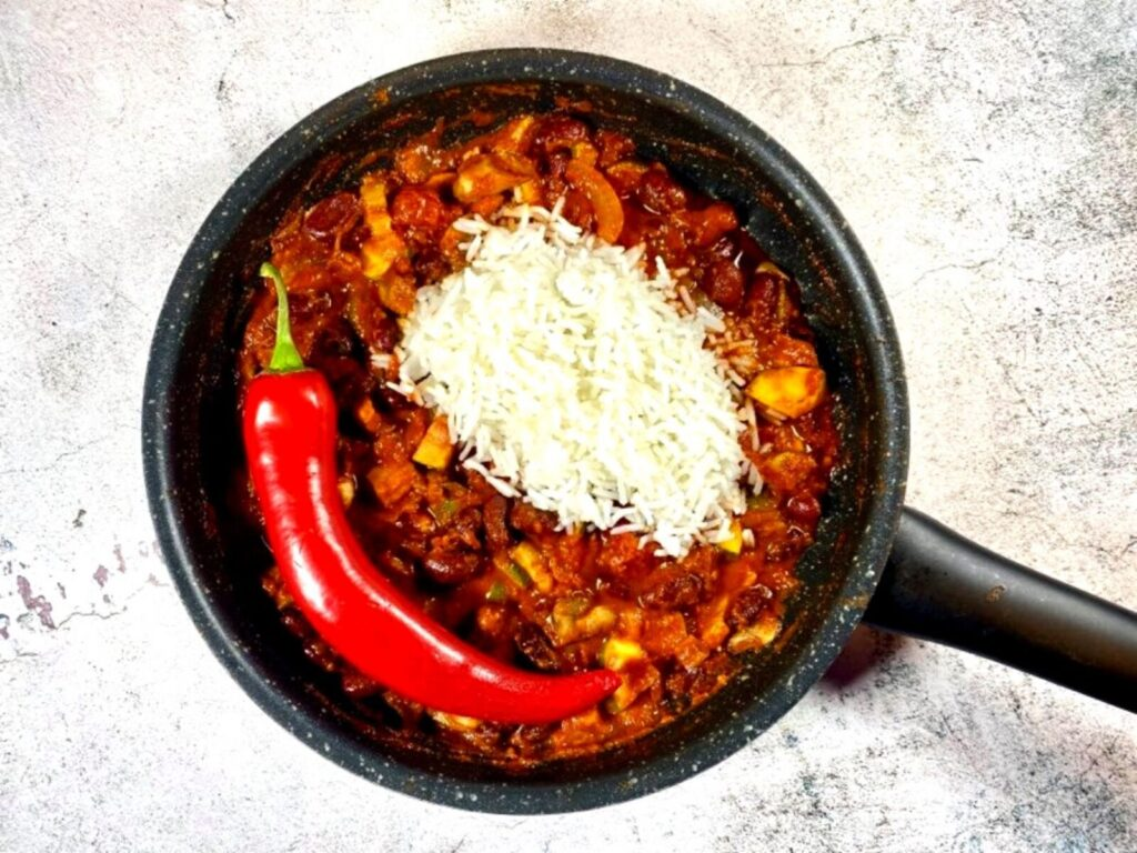 Smokey Veggie Chilli